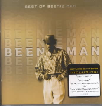 BEST OF BEENIE MAN BY BEENIE MAN (CD)