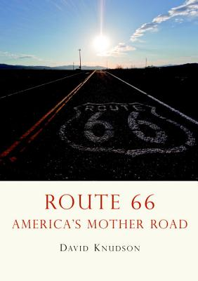 Historic Route 66 By Knudson, David
